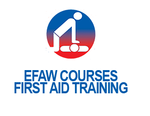 EFAW First Aid Courses logo